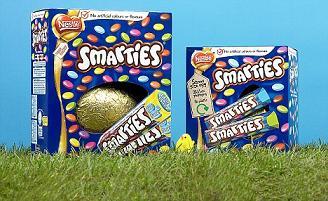 Nestè Easter egg