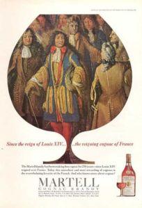 Luigi XIV nella pubblicità