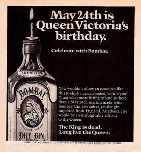 pubblicità Queen Victoria