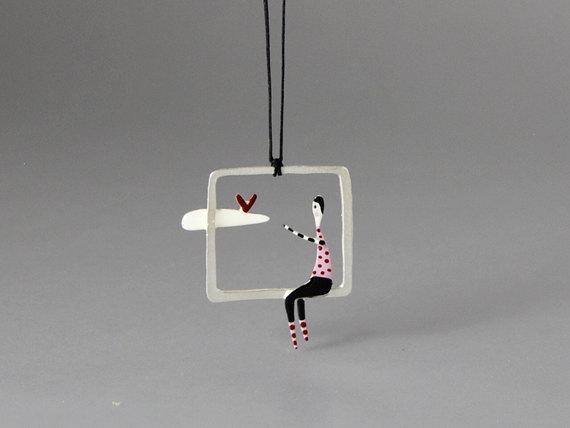 flying frame-request de kissthefrogstudio
