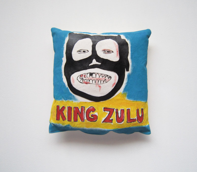 Jean Michel Basquiat New York art pop gift man woman graduation madeinitaly textile art home decoration birthday gift mask art collector de 3buu