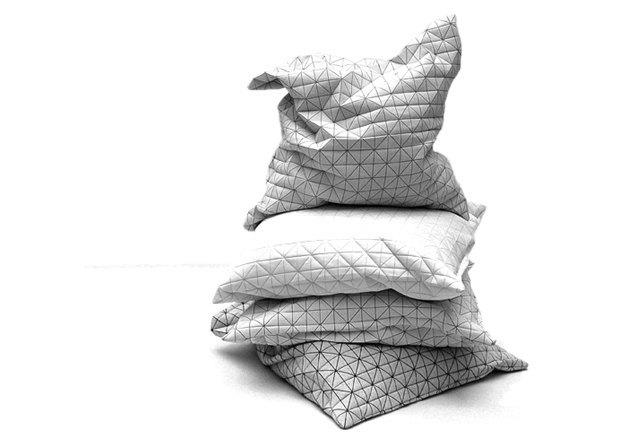 Four pillows set, 19.5X19.5