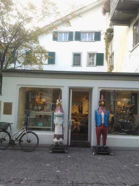 Le Nôtre, Zurigo