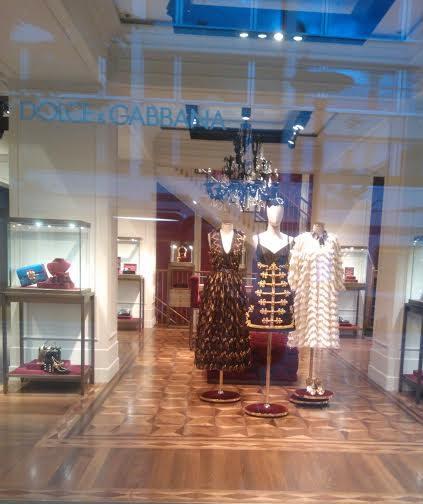 Dolce&Gabbana, Zurigo