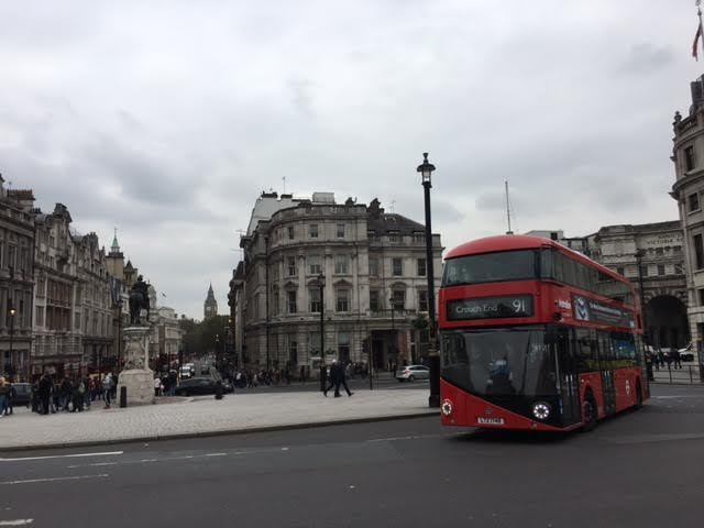 Red Bus - Londres