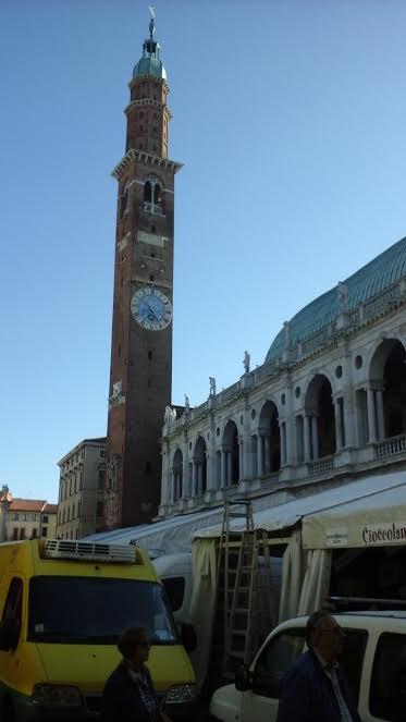 Piazza Dei Signori by Gianna