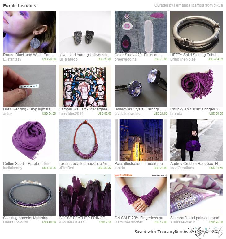 Purple beauties! de dikua